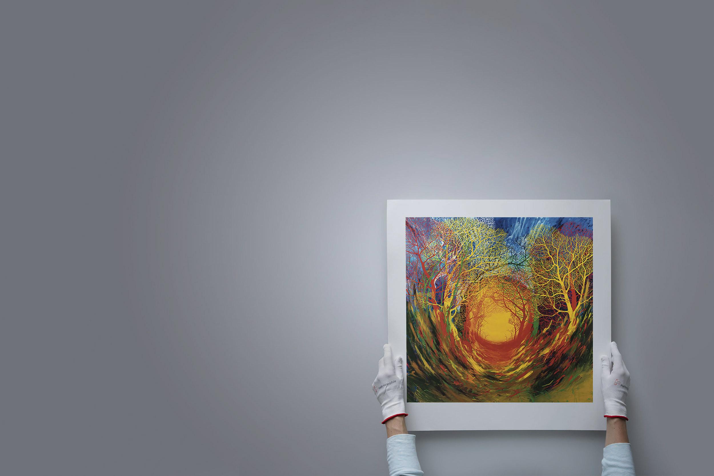 Photographic, fine art giclée printing & museum standard art